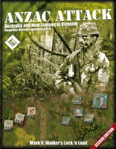 Lock 'N Load : Forgotten Heroes - Anzac attack